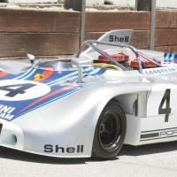 Prototype Race Cars in Monterey