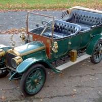 1911 Talbot Tourer