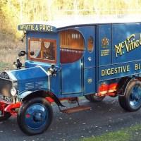 Albion Delivery Van