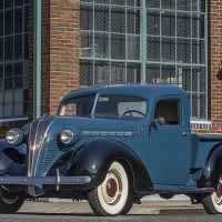 Three Pre-War American Pickups
