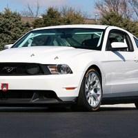 Lightweight Mustang Prototype