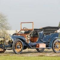 1910 Hotchkiss Roi-des-Belges
