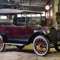 1915 Studebaker Touring