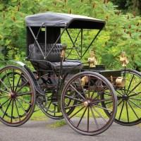 Five Pre-1910 Cars