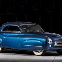 Delahaye 135MS Coupe by Ghia
