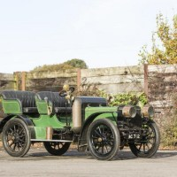 1905 Daimler Tourer