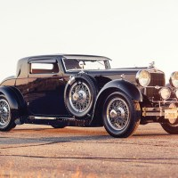 Supercharged Stutz by Lancefield