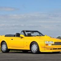 V8 Vantage Zagato Volante