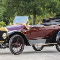 1912 Benz Tourer