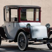 1917 Milburn Electric