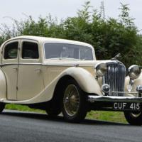 SS Jaguar 1½-Litre