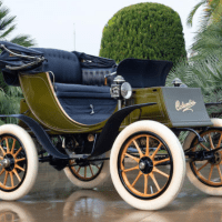 1908 Columbia Electric
