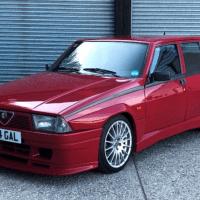 Alfa 75 1.8 Turbo QV