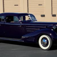 Cadillac V16 Aerodynamic Coupe