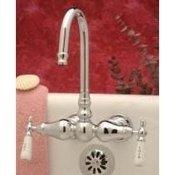 tub wall bathroom wall mount faucets