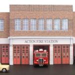 Acton fire station kit build service