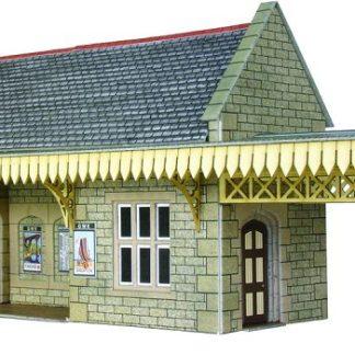 Metcalfe wayside station kit