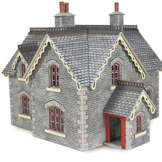 Settle Carlisle Station building