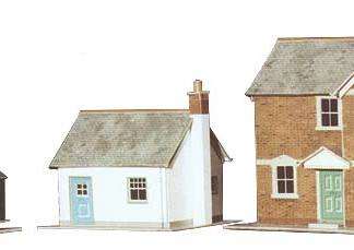 Superquick, A11 Station Masters House & Cottage, Kit build service