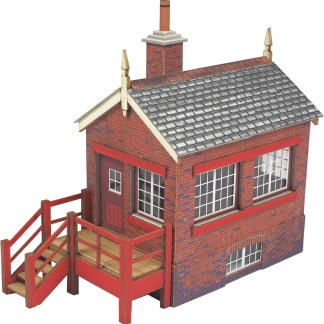 PO430 00 scale Small Signal Box