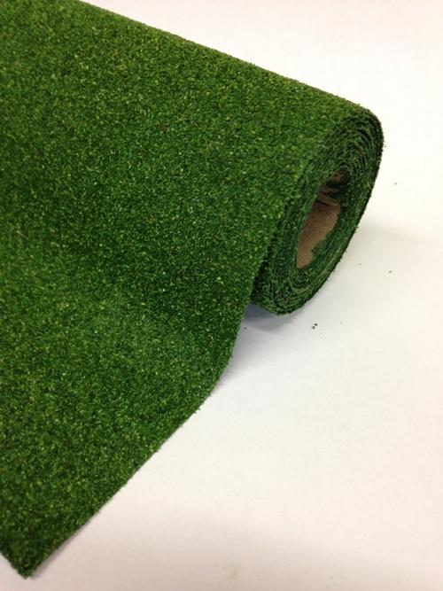 Javis 1200mm x 600mm or 300mm Landscape Mat, green No.17