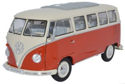 Welly 1/24 scale VW Split Screen Micro bus