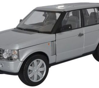 Welly 1/24 scale Range Rover In Silver