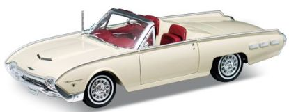 Welly 1/18 scale Ford Thunderbird, 1962