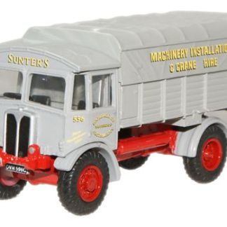 Oxford Models 1-76 Sunters AEC matador lorry