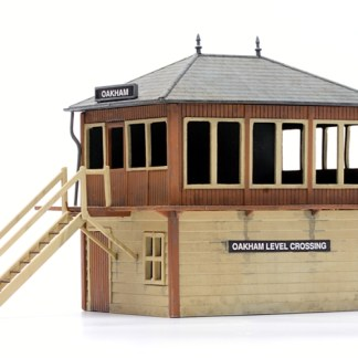 dapol signal box kit - classoc collect models