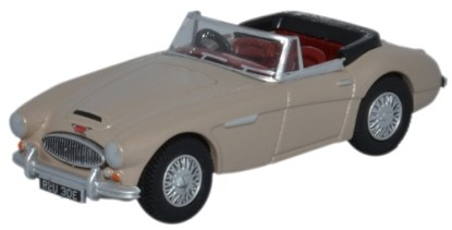 Austin Healey 3000, Golden beige