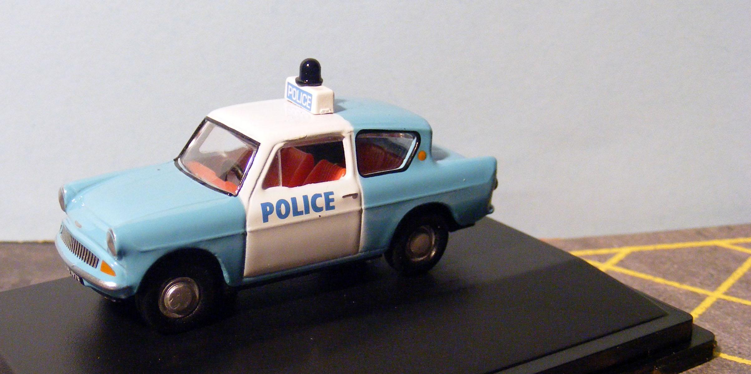 Oxford Anglia Police