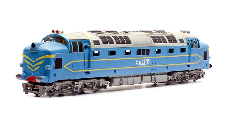 Dapol Deltic Diesel Locomotive