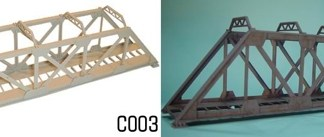 Dapol girder bridge - classic collect models