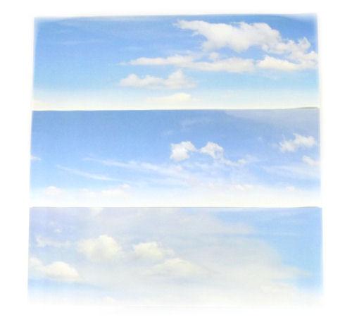 Gaugemaster sky sheets.