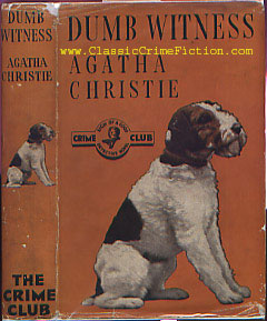 Image result for dumb witness first edition