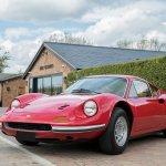 1969 Ferrari 246 Dino 1973 Ferrari Dino 246 Gt Chairs Flares Oldtimer Zu Verkaufen