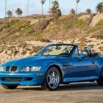 2002 Bmw M Roadster Z3 M Classic Driver Market
