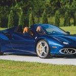 2017 Ferrari 488 Spider Classic Driver Market