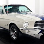 1967 Ford Mustang Fastback C Code Vintage Car For Sale