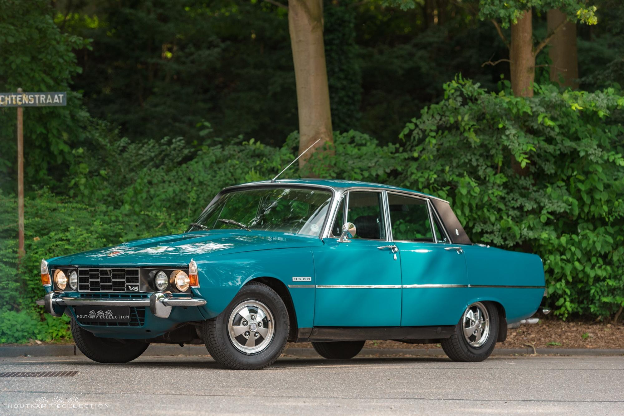 1972 Rover P6 3500