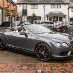 2015 Bentley Continental Gt V8 S Cabriolet Concours Series Black Specification Classic Driver Market