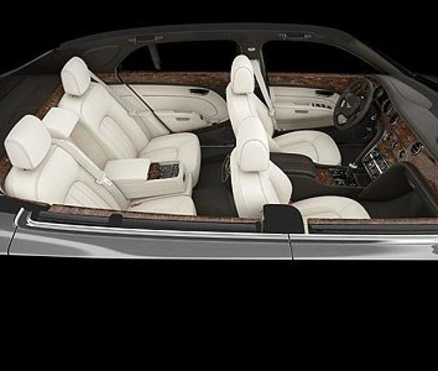 Bentley Mulsanne Handcrafted Interior