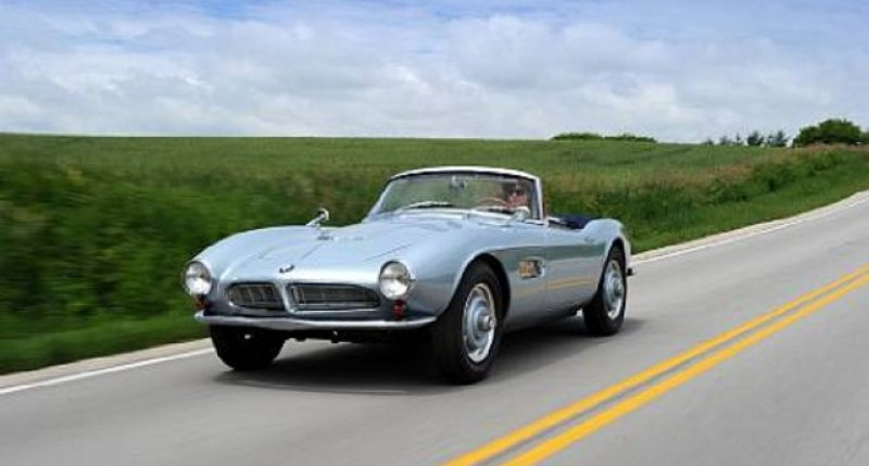 1957 BMW 507   Roadster with Hard top   Classic Driver Market BMW 507 Roadster with Hard top 1957