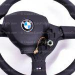 Steering Wheel For Mtech2 Cars In 370 Mm Diameter Fine Spline Nos Classiceuroparts