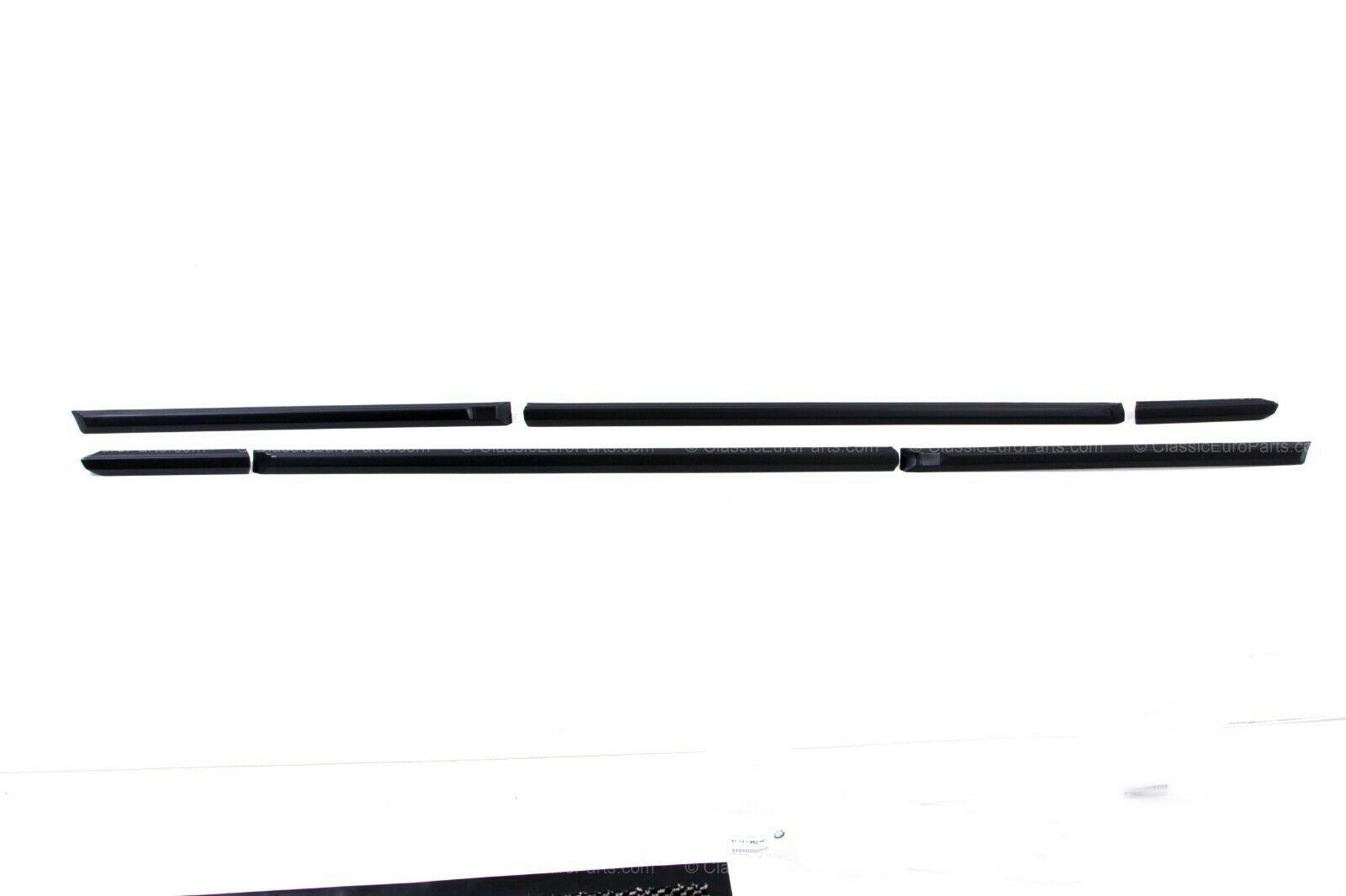 Door Trim Set 6 Pcs For E30 Sedan Classiceuroparts