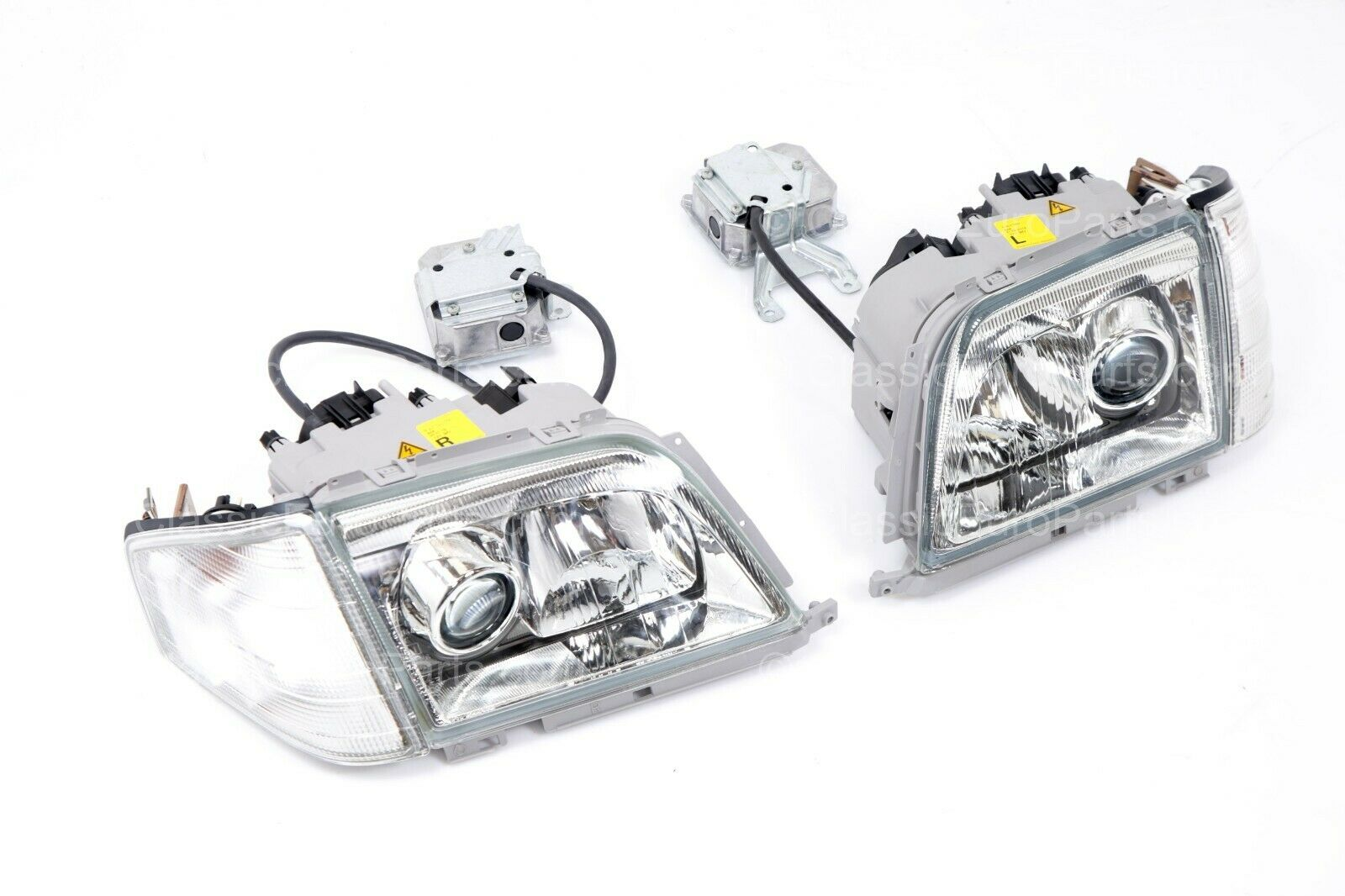 Euro Xenon Projector Headlight Amp Indicator Conversion Kit