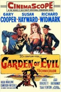 1954 garden of evil