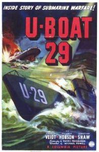 1939 u-boat 29