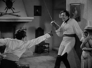 The Mark of Zorro 1940 2